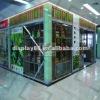 2012 Best grade paper shelf display,store paper cell display