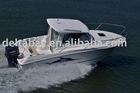 21C motor boat