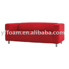 Modern Fabric Chesterfield Sofa