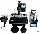 5 in 1 heat press machine(heat transfer machine,sublimation machine)