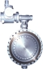 Butterfly Valve ( Flanged Electric Hard Steel )