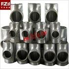 supply titanium fitting equal tee
