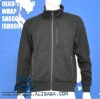 Mens oem jackets desgined with full zip