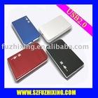 Fashion USB2.0 SATA HDD Enclosure