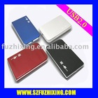 Fashion USB2.0 SATA HDD Enclosure