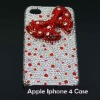 3D Crystal iPhone 4s/4 Cover