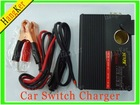 Automatic Switching car charger