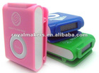 Multi function Ipod style pedometer