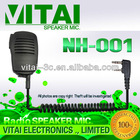 NH-001 Portable Radio Speaker Microphone
