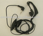 two way radio earphone for MOTOROLA T-6200C