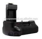 SLR Camera Battery Grip for Canon 20D/30D/40D/50D/550D/600D