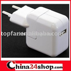 Europe Socket Plug Home Charger for iPad, iPhone