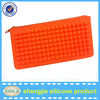 Wholesale pretty silicone wallet for ladies