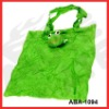 polyester animal foldable bags-cute frog shape
