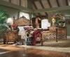 Antique bedroom furniture set ES-5039