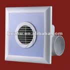 Hotel Ceiling Pipeline Energy-saving Lamp&Exhaust Fan(Cream Color Panel)