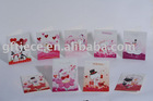 Valentine card /holiday card/ gift card /box card professional supplier