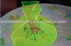 pvc flower vase(pvc vase,pvc folding vase)