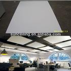 soundproof glass fiber ceiling board acoustic panels