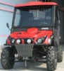 UTV 650cc with windscreen&top
