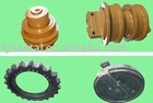 excavator and bulldozer undercarriage parts