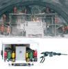 Hydraulic rock drill