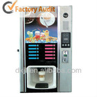 coffee machine for 4 cold and 4 hot drinks
