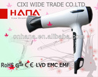 2200W Professional LED indicator hairdryer