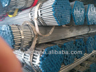 ASTM A500 Gr A /B galvanized iron (G.I) pipe with thread and coupling