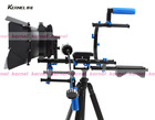 Kernel DSLR Rig Package Shoulder Support and Follow Focus and Matte Box