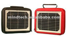 3W SMD LED solar emergency light, solar lamp with patent(1PC led Lamp, CE, RoHS& FCC)