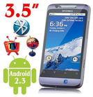 G510 Mobile Phone 3.5' inch WQVGA Android 2.3 MTK6516 3G+EDGE+calls +WIFI+Bluetooth