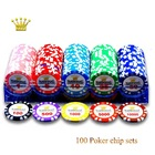 100 Clay Poker Chip Sets