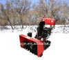 CE.GS/EPA approval snow thrower 11hp