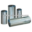 Metallized PET/FABRIC/PE Lamination film (ENHANCED TYPE),which is used for the linner of ice bag,truck,boot ect.,