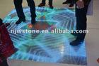 full color led dance floor p16