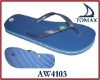 2012 BEST sale!!!fashion men EVA beach slipper