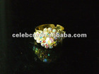 WLE-2444-fashion big crystal rings