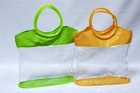 Beach protable bag,PVC bag