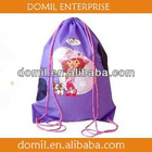 Cartoon Girl Drawstring Bag for CHRISTMAS GIFT, ADRW-009