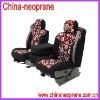 Neoprene Cover for Car Seat
