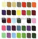 Non Woven Fabric Colour Chart