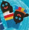 Christmas fashion children gloves&mittens