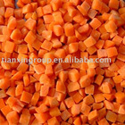 IQF Carrot Dice