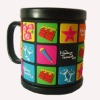 soft pvc mug cup
