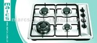 2011 New Style ! Four burners Built-in Stainless steel Gas Stove