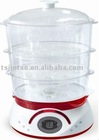 CE,GS approval digital food steamer