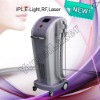 IPL RF E-light &laser beauty machine