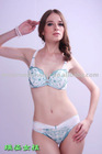 Fashionable bra & brief sets