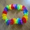 party supplies plastic hawaiian lei